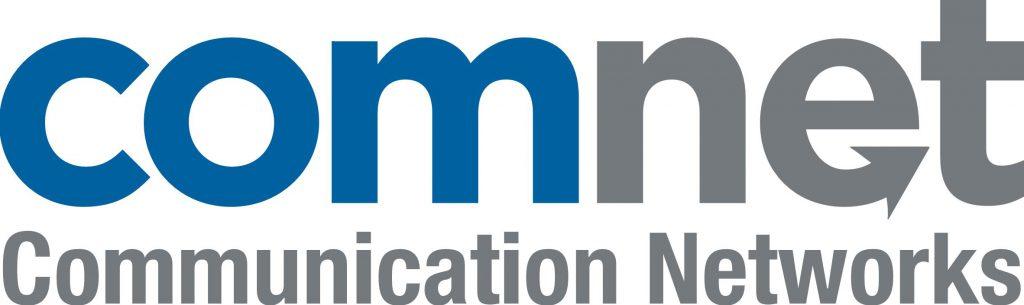 Ryšių duomenų perdavimo sprendimai ComNet Logo 1024x305